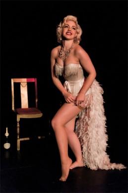 La regina del Burlesque a Milano