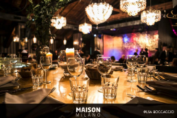 Cena a Maison Milano: tutti i menù