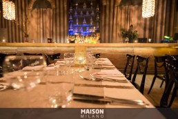 Maison, delizioso ristorante per eventi aziendali a Milano