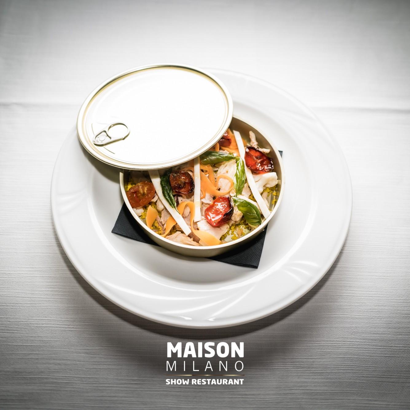 Maison Espana Cena Con Delitto photo gallery - maison milano