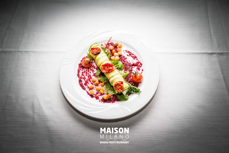 Maison Espana Cena Con Delitto cucina maison ristorante milano dinner show - cucina